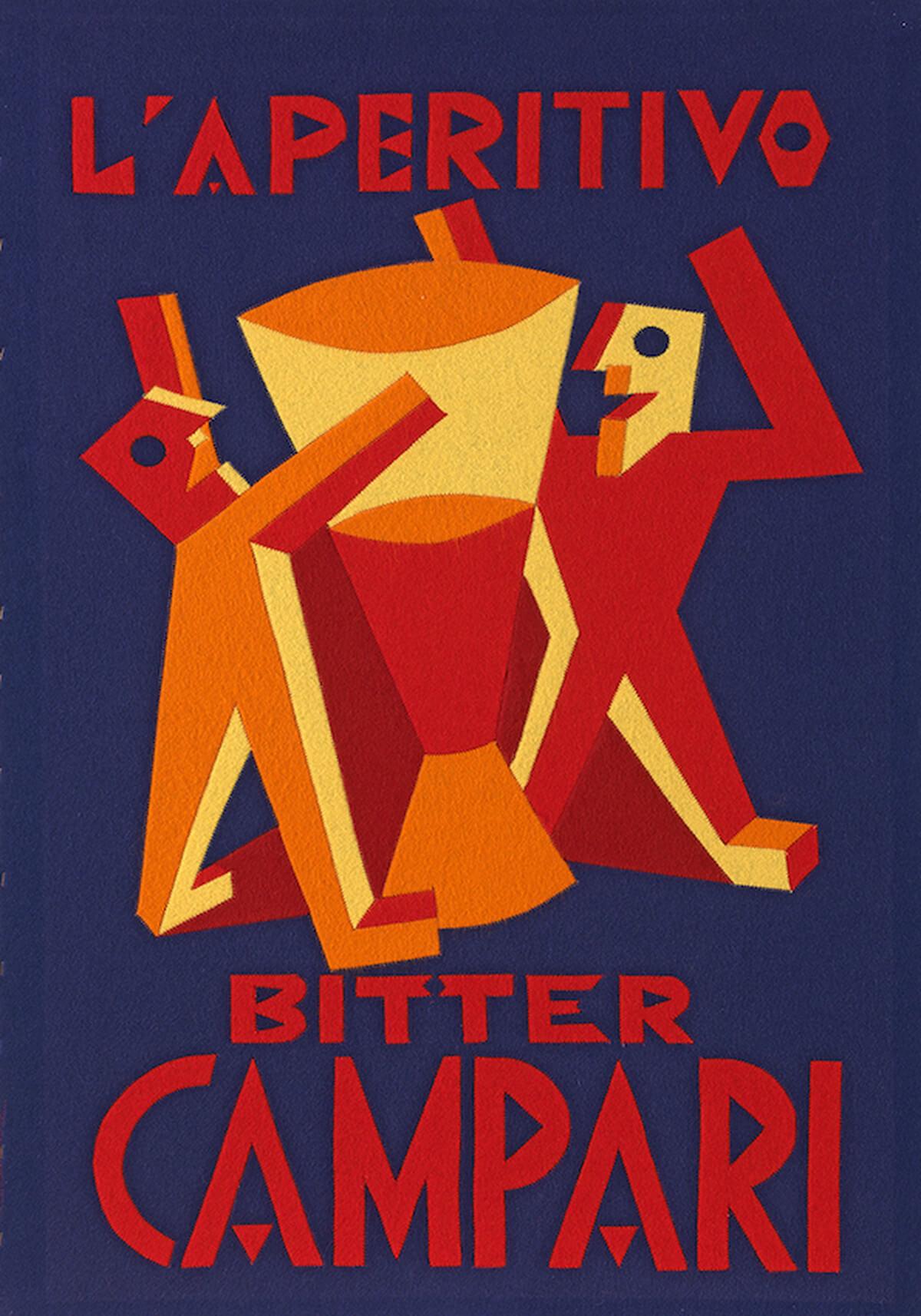 pubblicità fascista campari