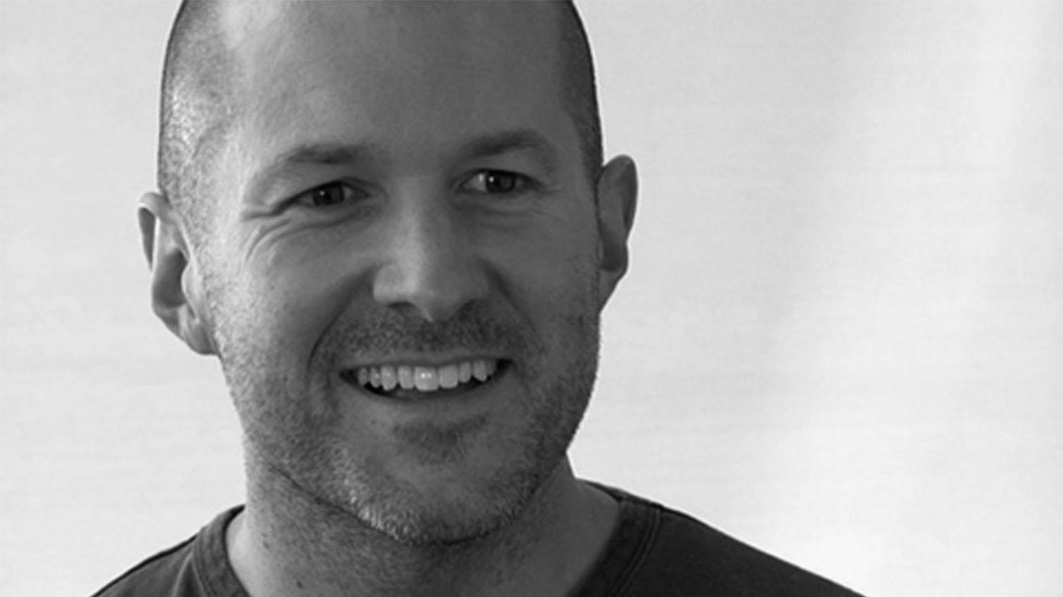 designer Jonathan Ive