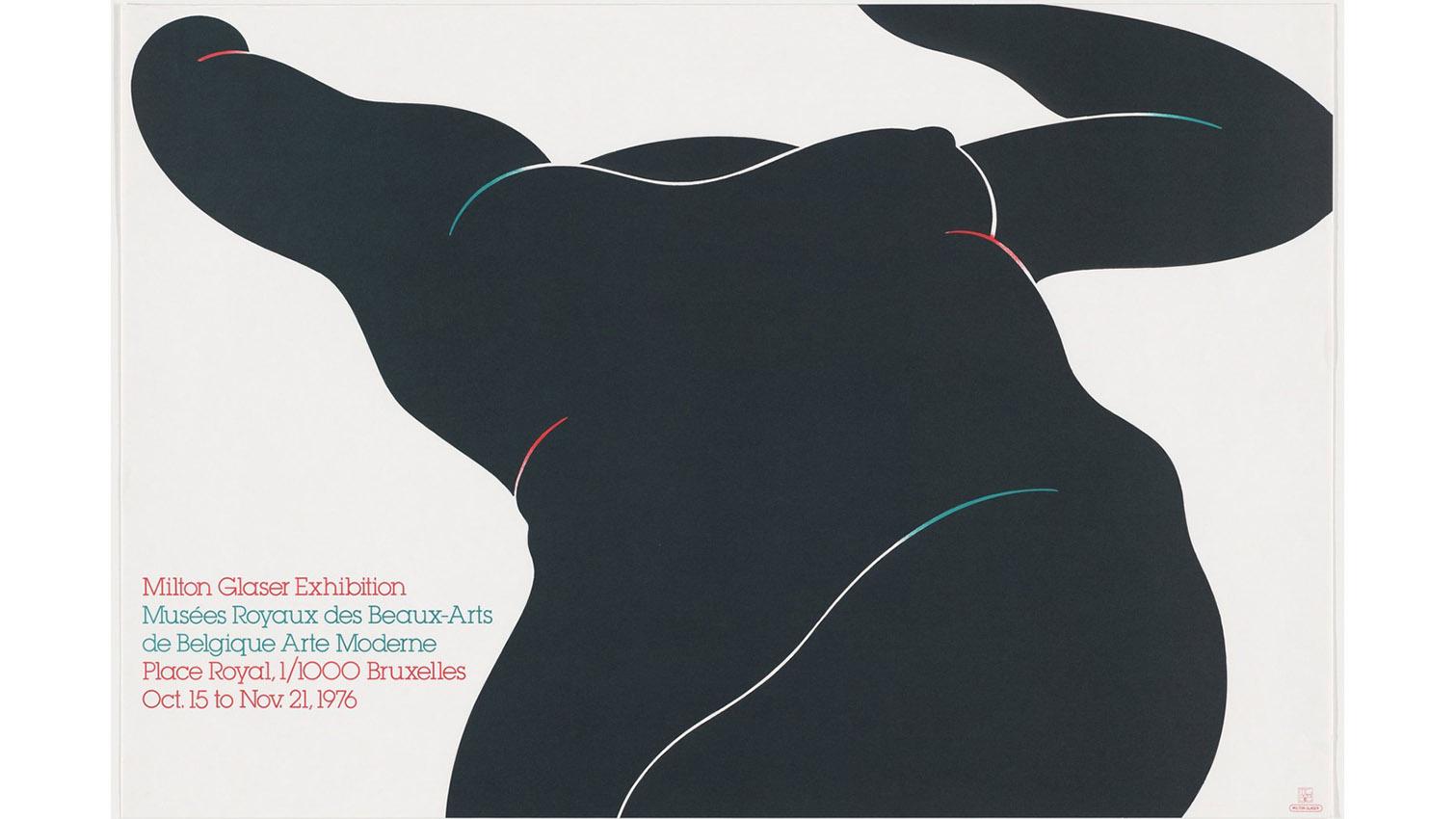 grafica del 1976 di Milton Glaser