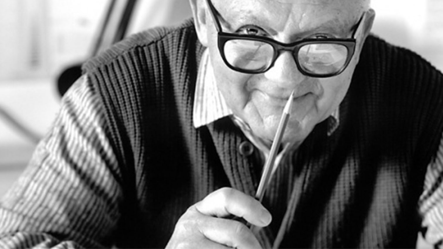 designer Paul Rand