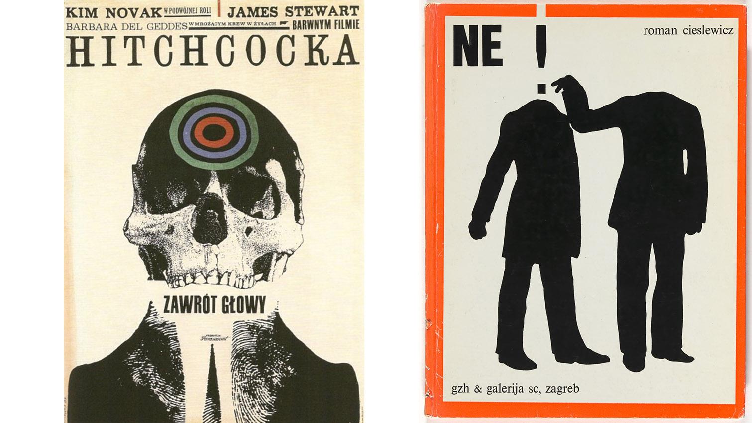 Roman Cieslewicz grafica