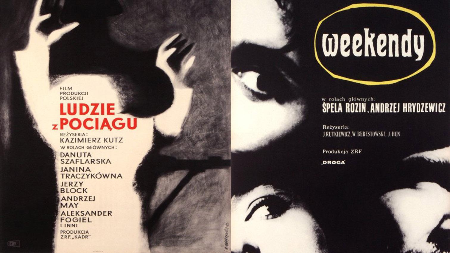 poster di Roman Cieslewicz
