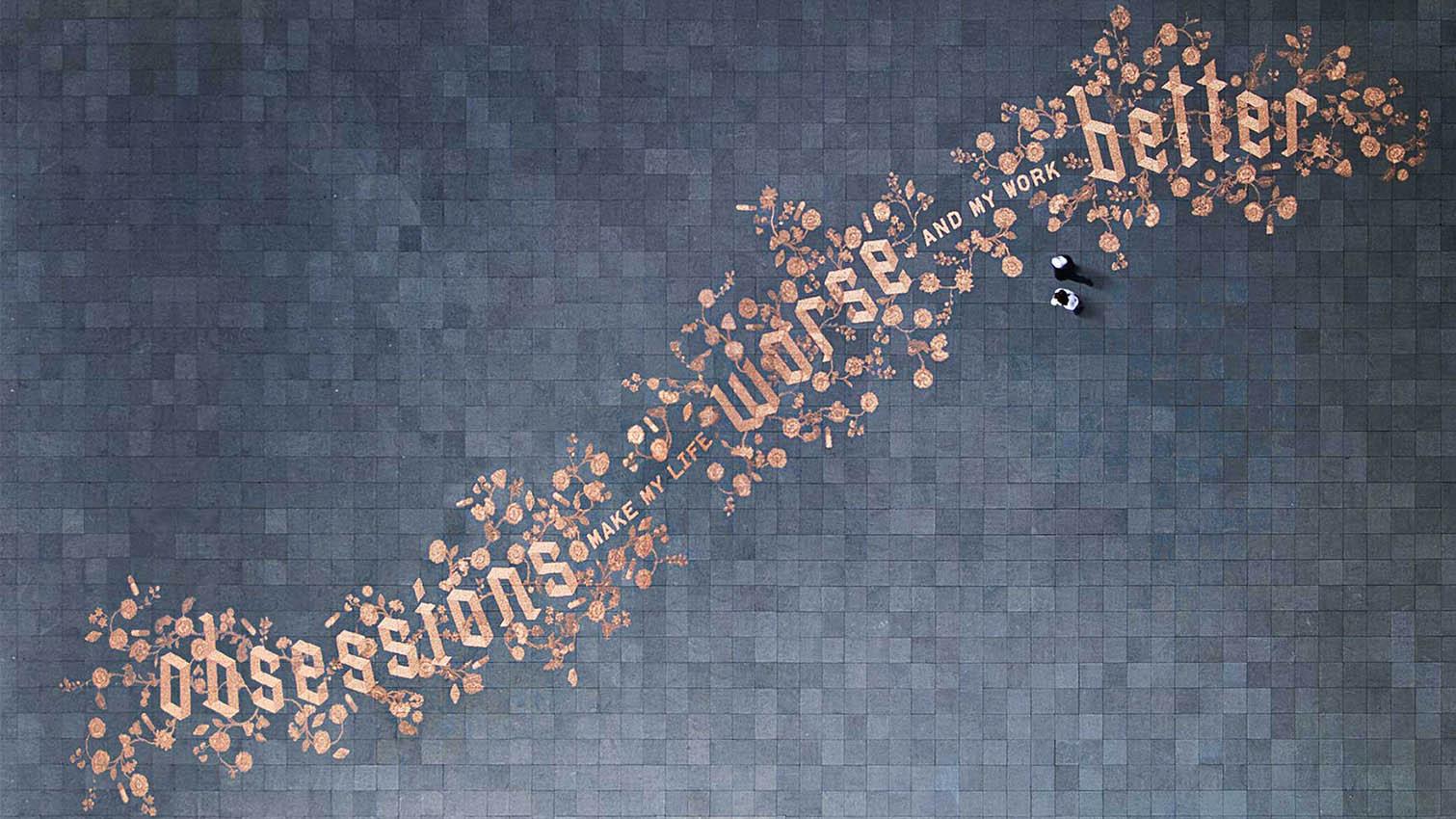 performace di Stefan Sagmeister