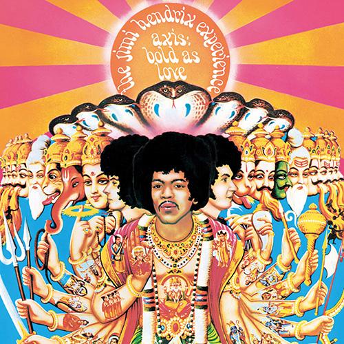 Axis Bold As Love - The Jimi Hendrix Experience