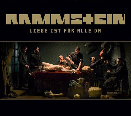 Liebe ist für alle da – Rammstein