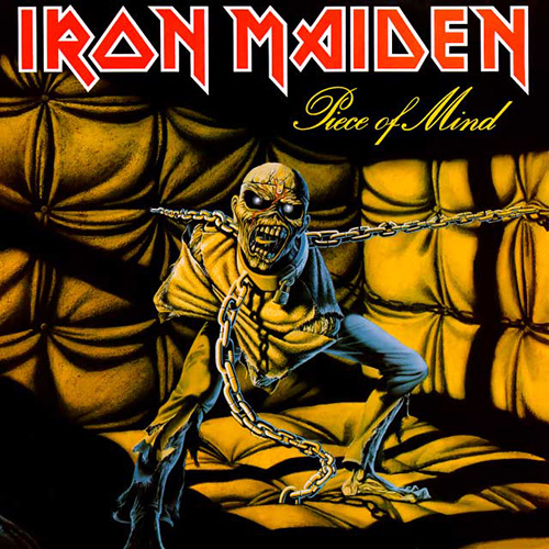 Piece of Mind – Iron Maiden