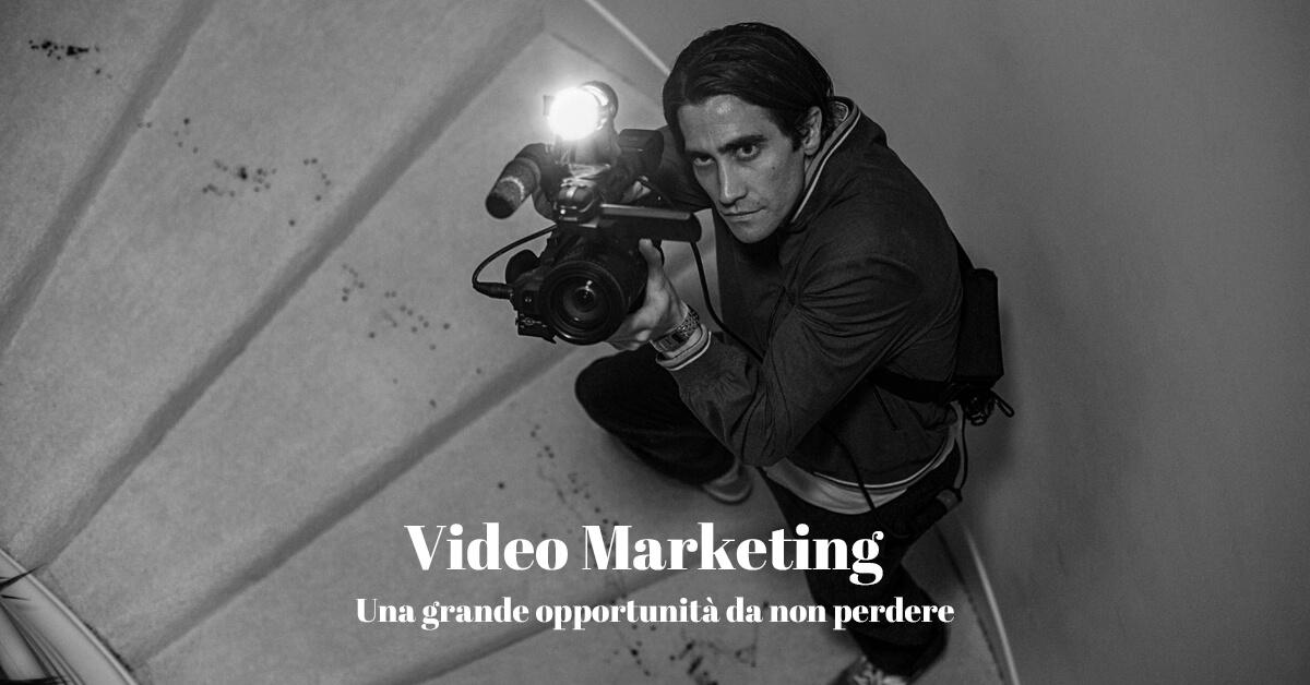 video marketing, vantaggi e svantaggi per i video aziendali