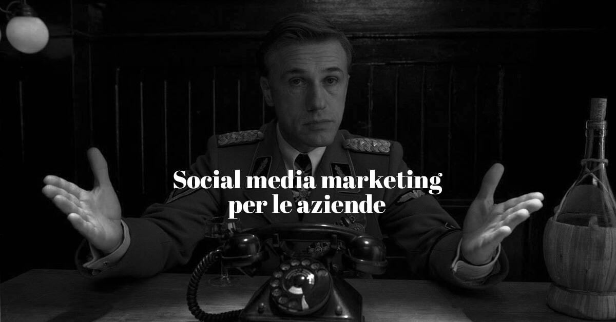 Social Media Marketing per le aziende e le cose da sapere per la promozione online