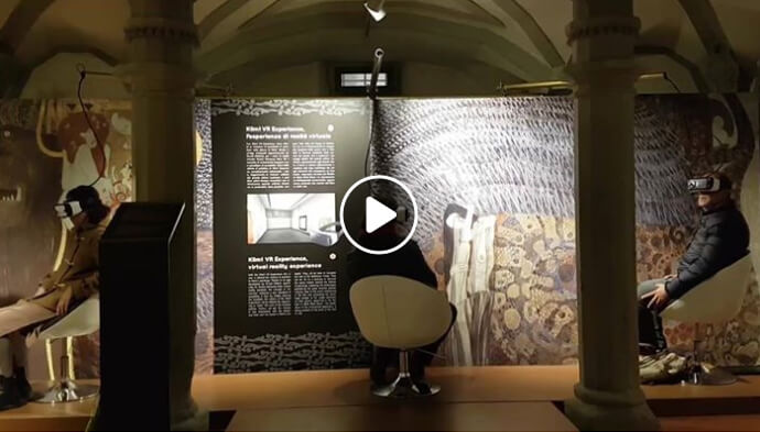 Klimt VR Experience
