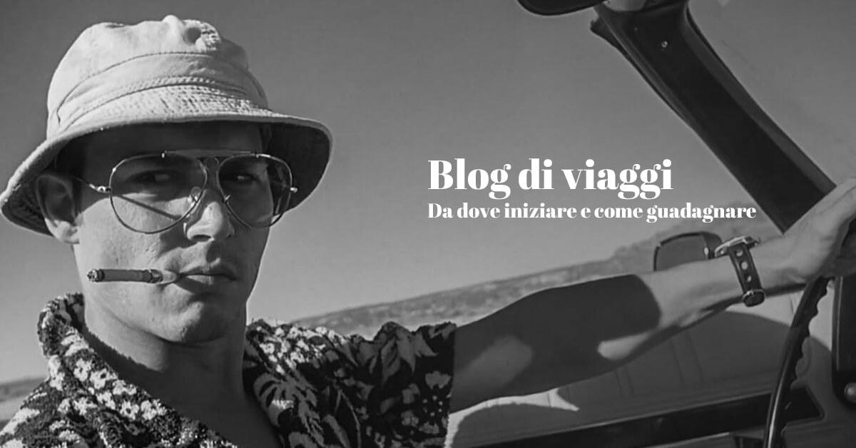 blog di viaggi, come iniziare a guadagnare con il travel bloggin