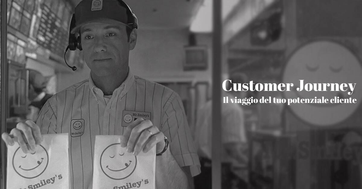 Il Customer Journey - Il viaggio del tuo potenziale cliente