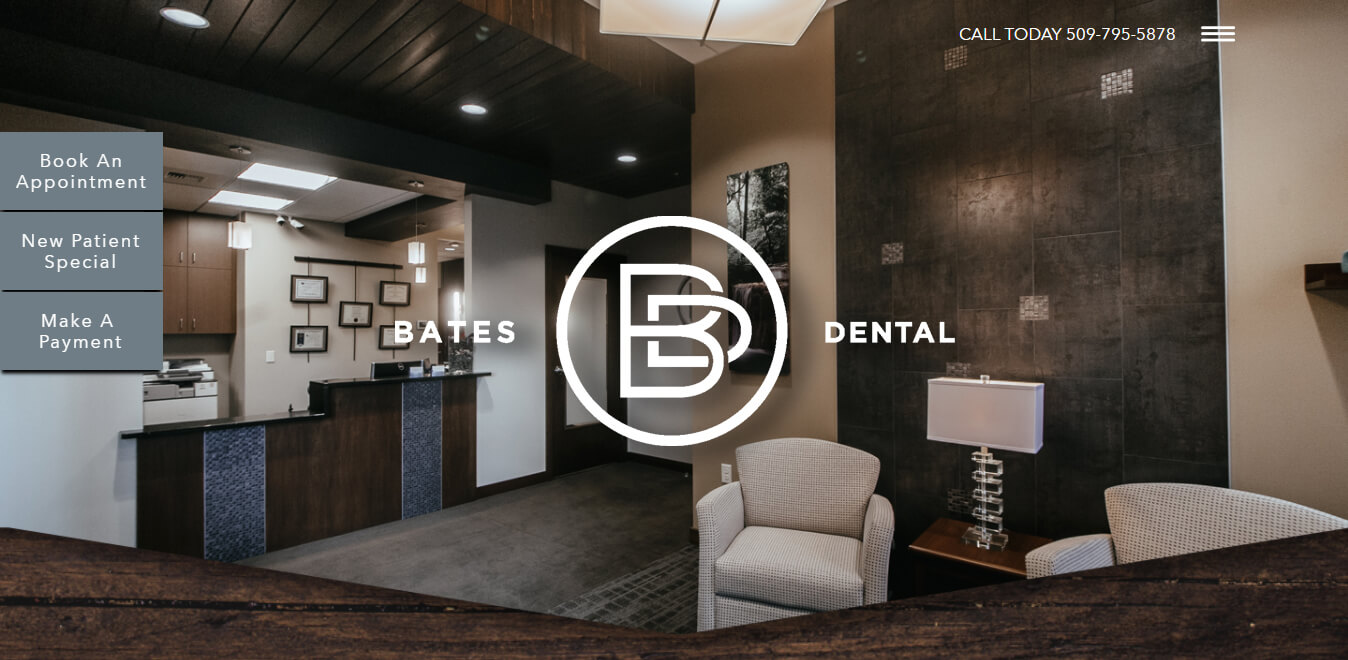 esempio di sito web per clinica dentale privata