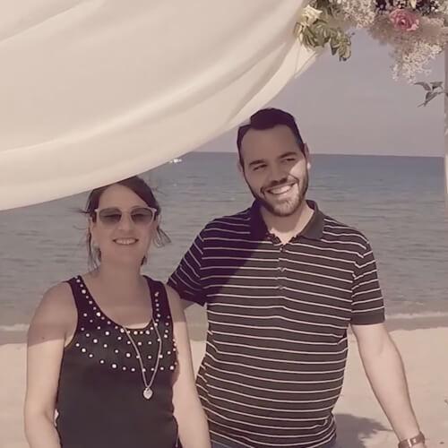 realizzazione video teaser per la presentazione di servizi per matrimonio
