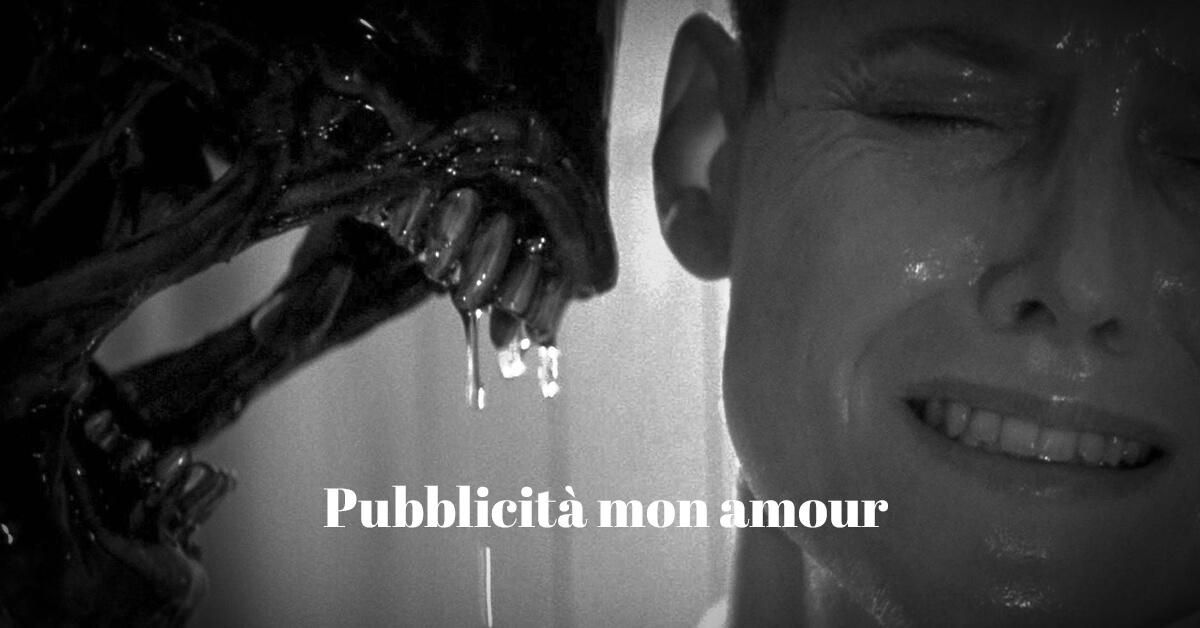 pibblicità mon amour cenni sulla pubblicità