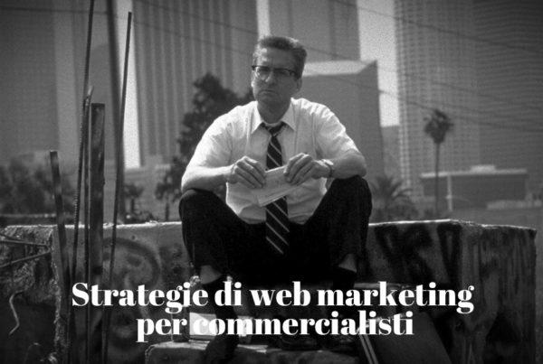 consigli utili e strategie di web marketing per commercialisti e studi professionali