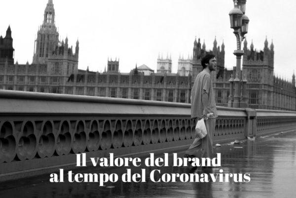 La comunicazione del brand durante la crisi del coronavirus
