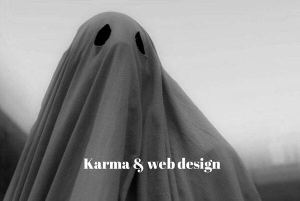 karma e web design