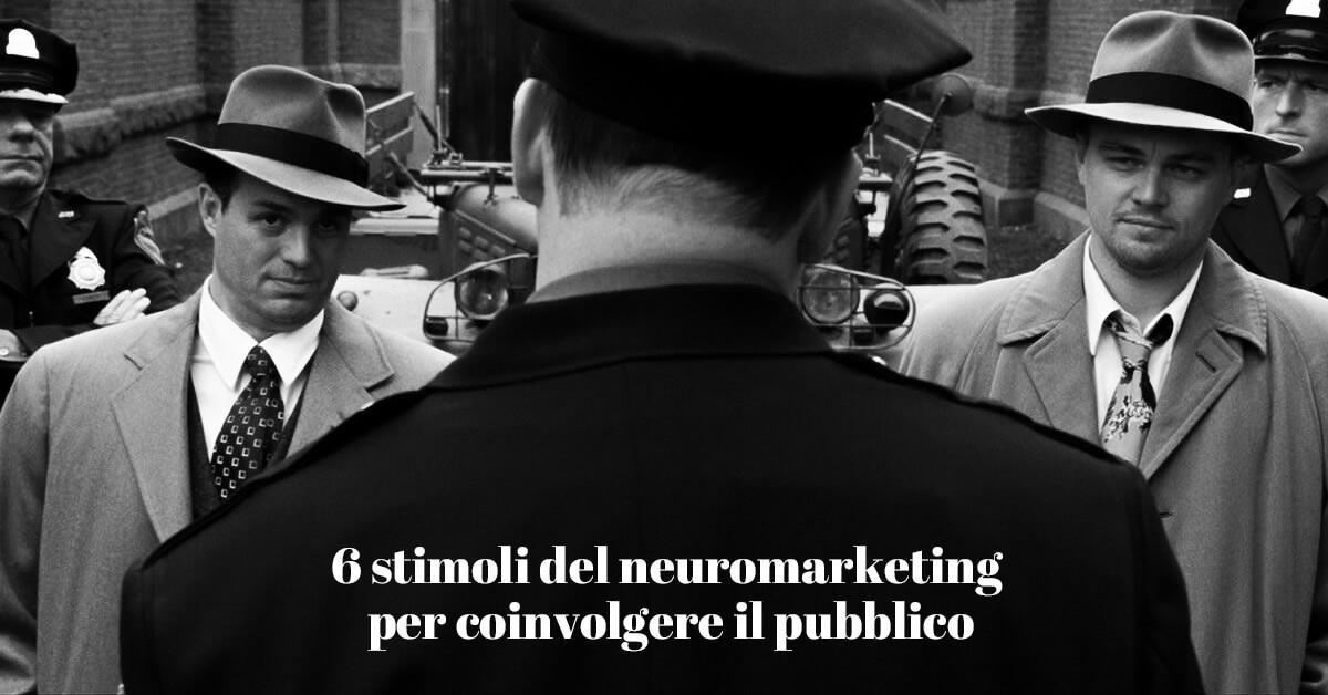 6 stimoli di neuromarketing